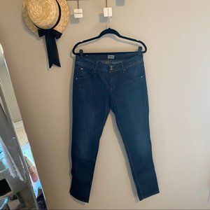 Hudson Collin Flap Pocket Skinny Jean 30